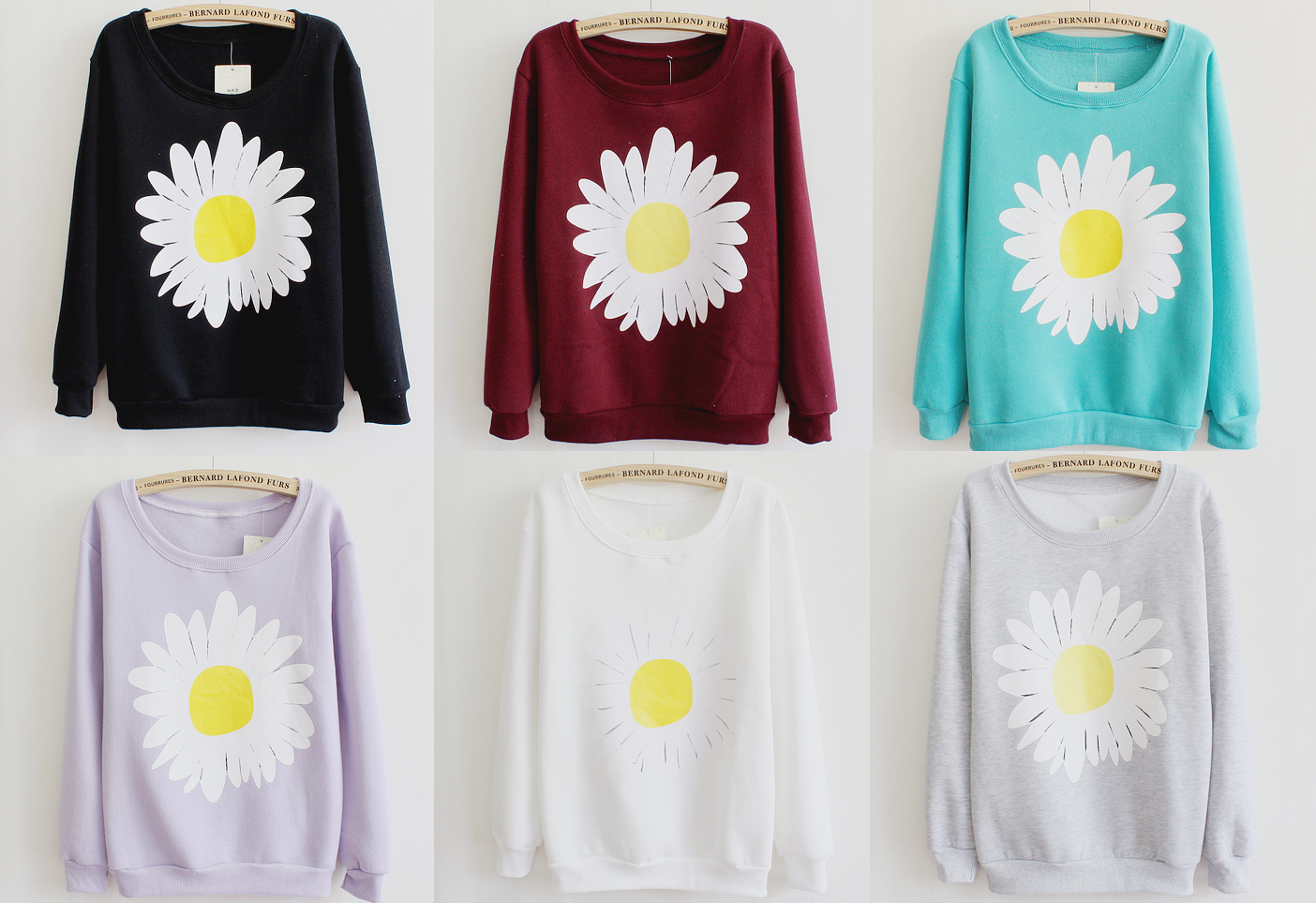 Daisy sweatshirt · hhotaru ·