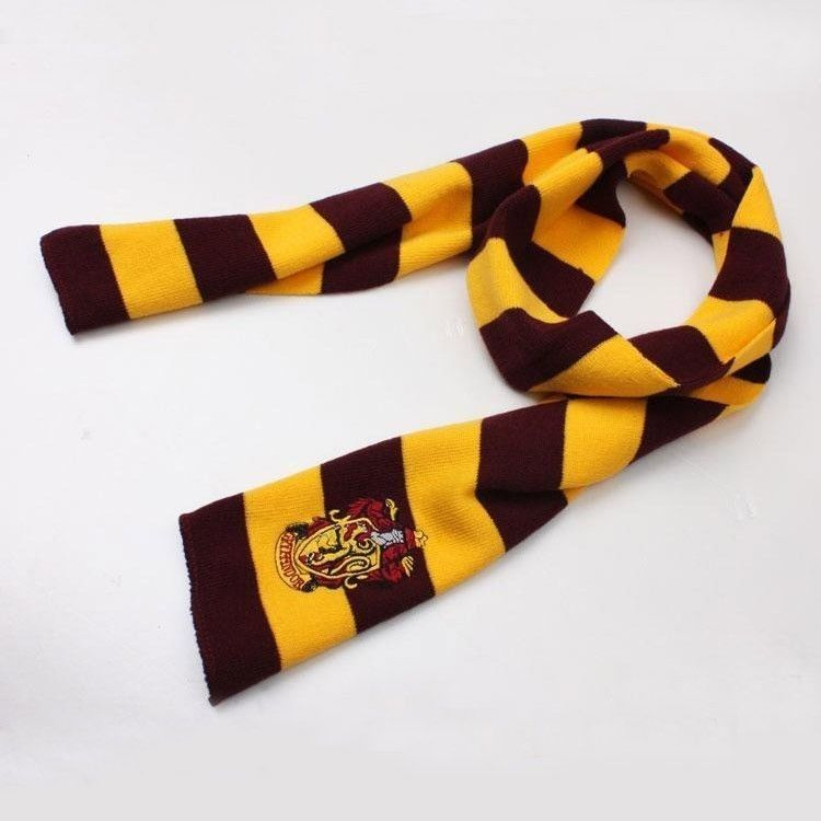 New Harry Potter Gryffindor House Wool Scarf Magic Costume | eBay