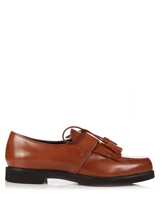 shoes lace-up shoes lace light brown