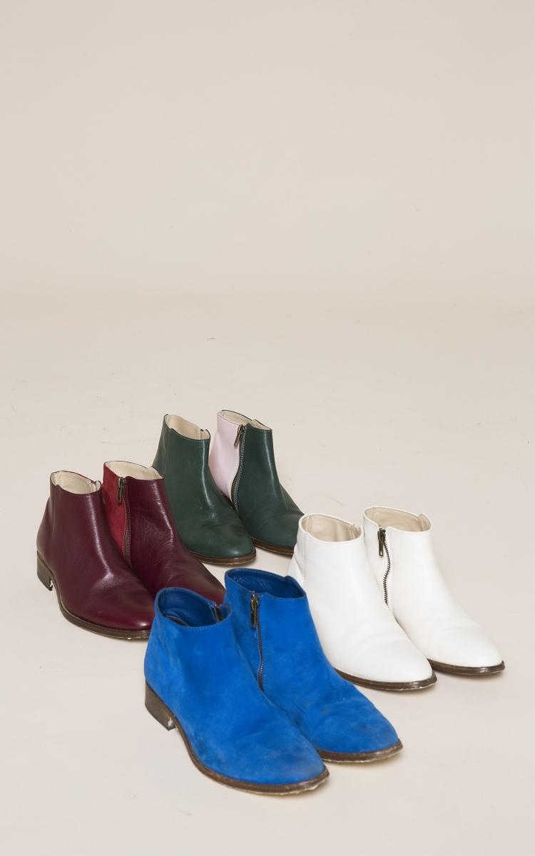 Boots Costa Bleu Outremer