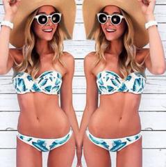 Turquoise Rave Bikini – Dream Closet Couture