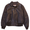 Members only brown bomber jacket