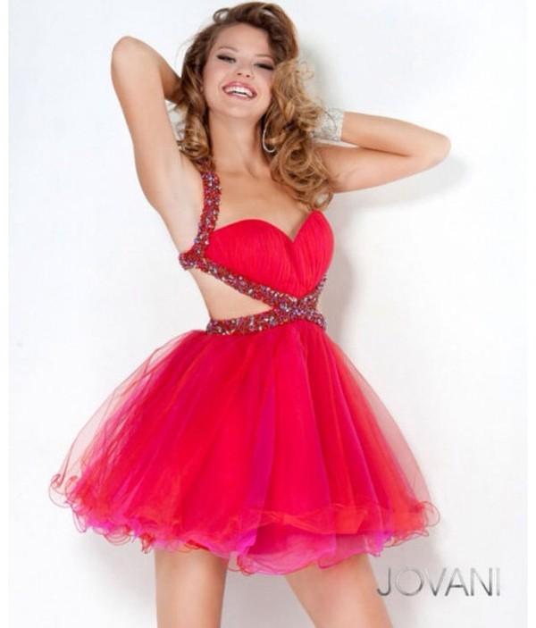 dress pink dress jiovani dress prom dress sexy