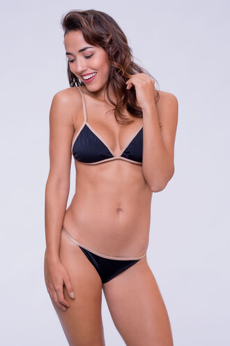 swimwear bikini bottoms black brazilian bikini dbrie swim skimpy