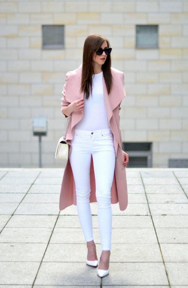 PETITE MOTO White Leigh Jeans
