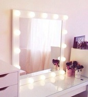 home accessory,mirror lights
