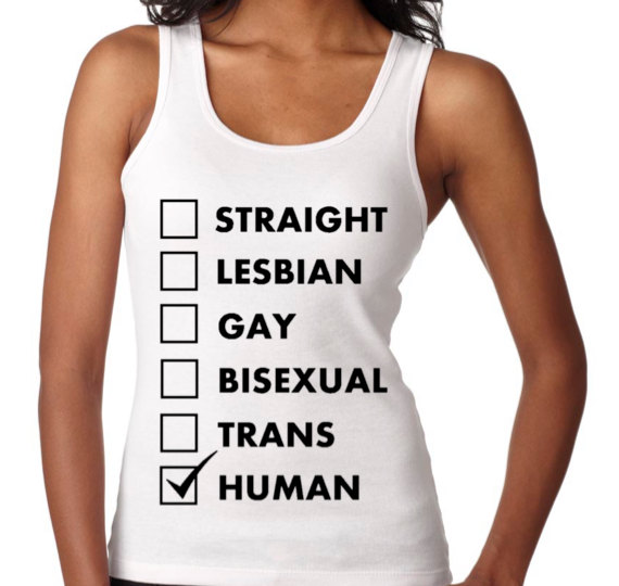 Gay lesbian bisexual straight human