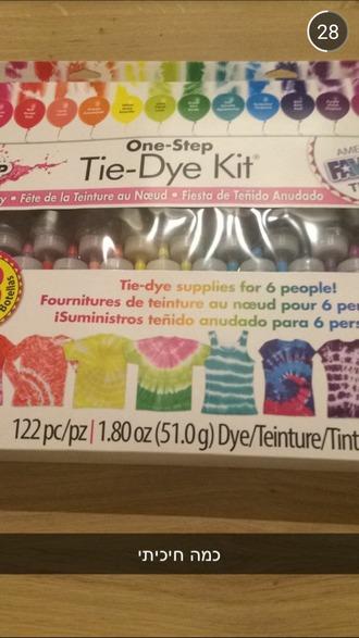 home accessory tie dye shirt tie dye