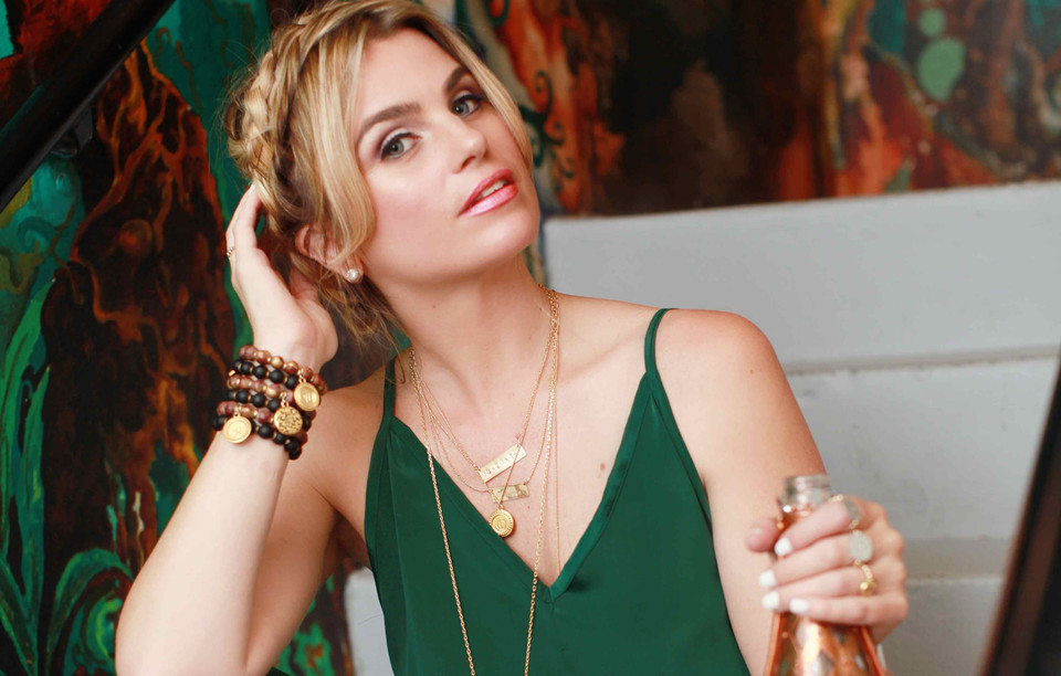 TAudrey - A Jewelry Line Specializing in Personalized Pieces