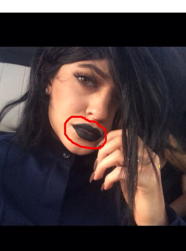 jewels kylie jenner lipstick