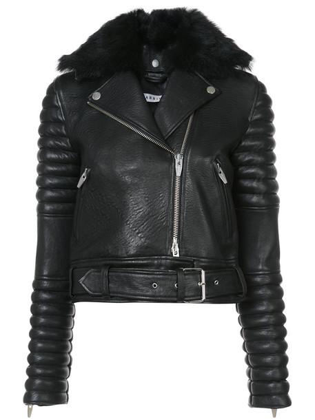 the Arrivals jacket women black