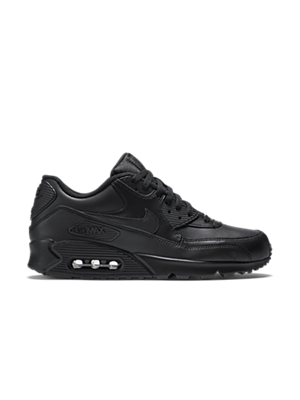 reputable site 2392a 6ac92 The Nike Air Max 90 Leather Men s Shoe.