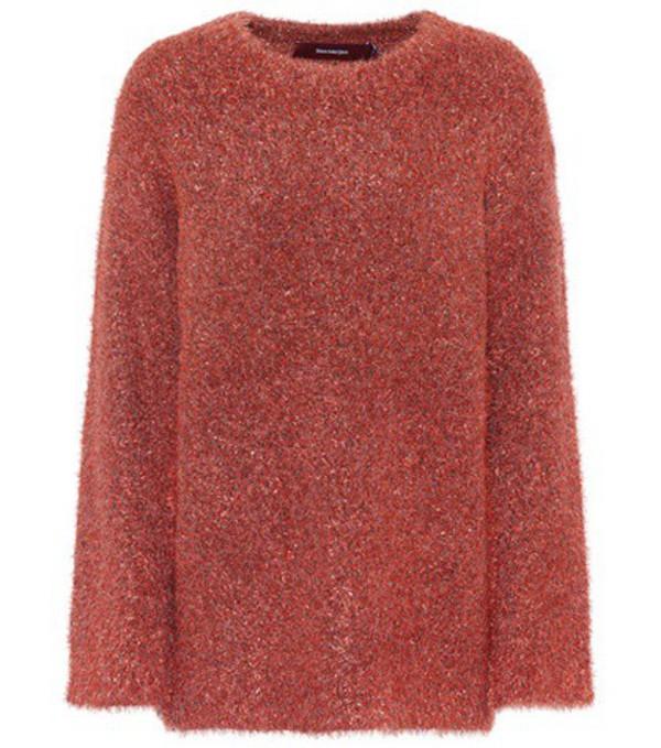 Sies Marjan Metallic sweater in brown