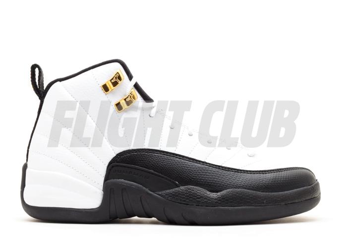 "air jordan 12 retro (gs) ""taxi 2013 release"" - Air Jordan 12 - Air Jordans  | Flight Club"