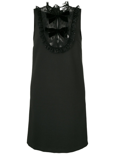 Blugirl dress women spandex black