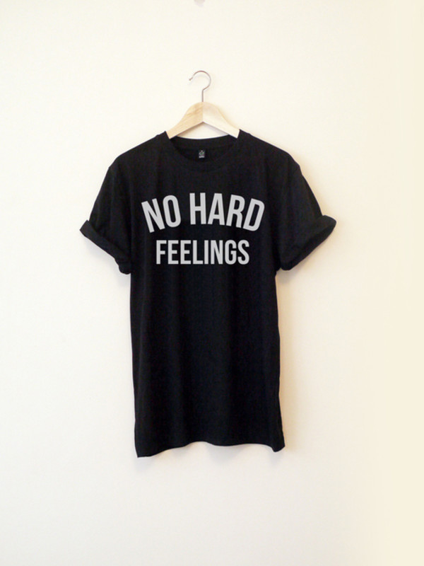 t-shirt noir blanc