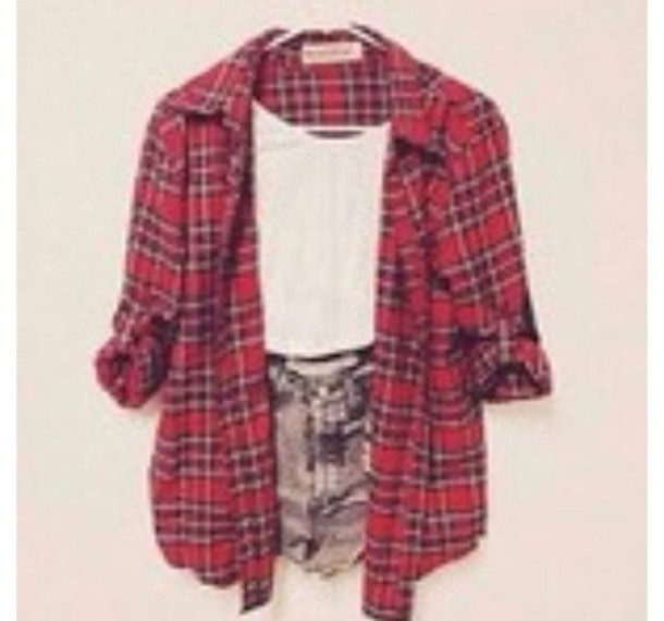 shirt flannel