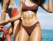 swimwear,red swimwear