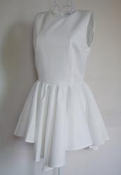 dress,irregular dress,cut out bodycon dress,party dress