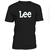 Lee Logo Font Tshirt