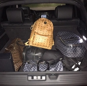 bag mcm backpack louis vuitton louis vuitton bag