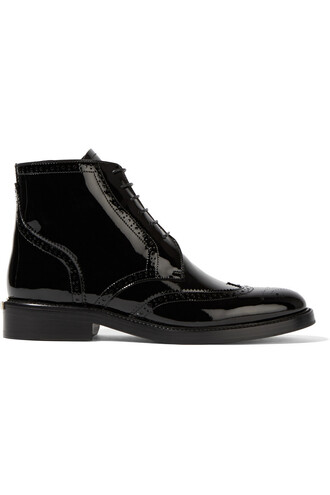 leather ankle boots london boots ankle boots leather black shoes