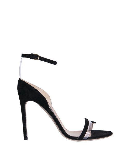 Sergio Rossi sandals suede shoes