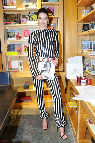 fbd4e2cd6155 jumpsuit sequin jumpsuit sequins long sleeves stripes sandals sandal heels  high heel sandals black sandals minimalist