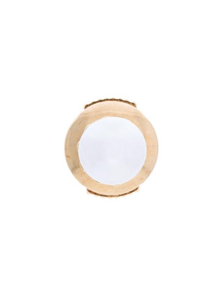 women pearl gold white yellow grey metallic jewels