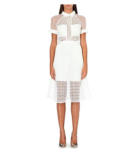 Pattern Play midi dress