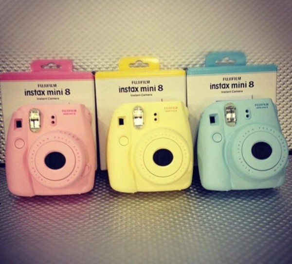 camera pastel technology photography grunge wishlist bag