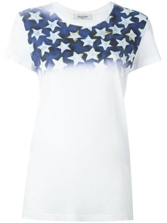 t-shirt shirt studded white top