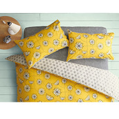 home accessory,floral,yellow,lemongrass,flowers,bedding,bedroom