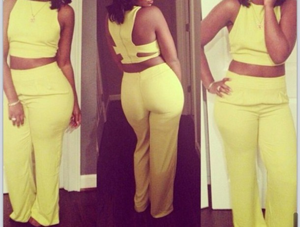 pants top crop tops colorful set matching set matching pants and top high waisted pants