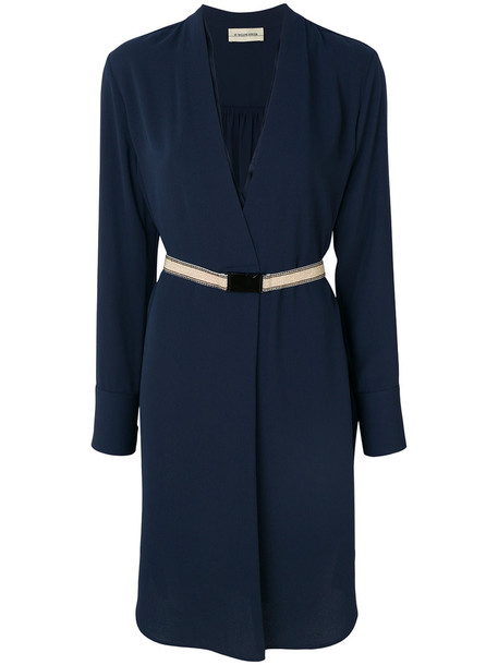 By Malene Birger dress women blue
