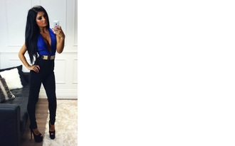 bodysuit t-shirt dress pants jumpsuit bodycon dress shoes dresses long dresses maxis bodycon dress dresses-up.com leggings black and blue black and blue dress slim dress jewels black and blue jumpsuit jumpsuits for womne jumpsuits jumpsuit/rompers jumper dress blue dress blue blue jumpsuit fashion jumpsuit dress sexy dress slim pants dresses for prom