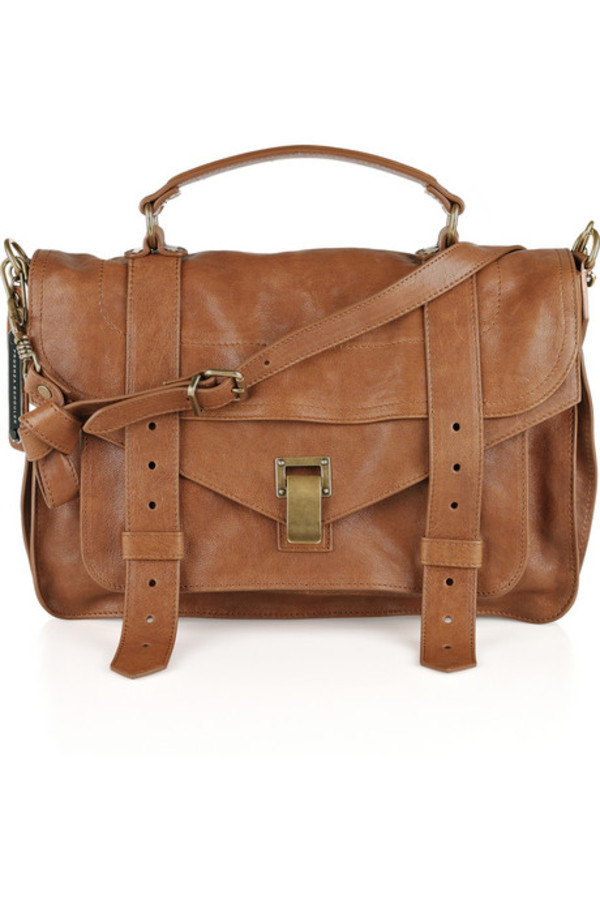 brown bag satchel bag brown leather bag bag