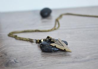 jewels arrowhead arrow unisex gift ideas christmas jewelry necklace hot