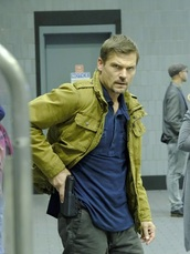 jacket,24 legacy,tv series,bailey chase,bailey chase jacket