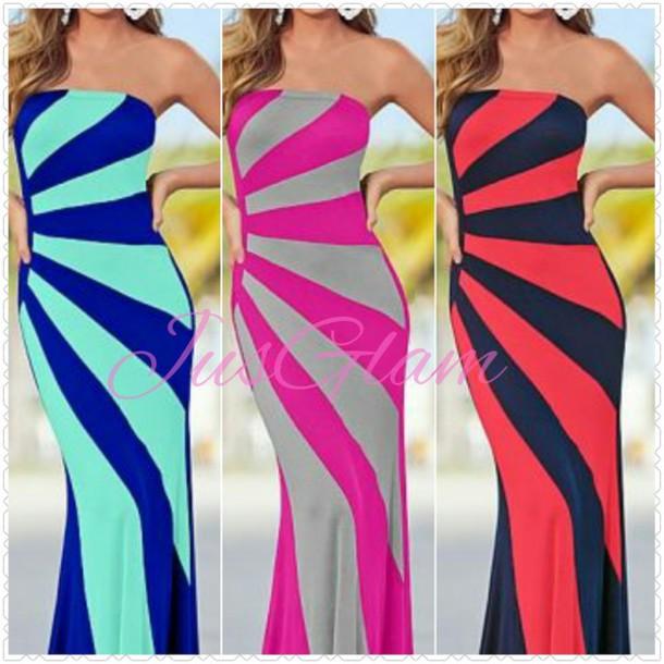 dress maxi dress summer dress spring dress clothes casual dress party dress