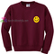 Smiley wink eyes sweatshirt gift sweater adult unisex cool tee shirts