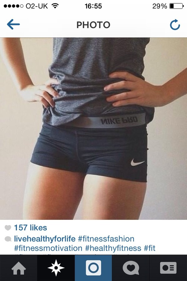 shorts black band fit fitness workout skinny thin run healthy pretty bows tan summer nike fitspo girly healthy fit healthy living summer dress beach nike running shoes