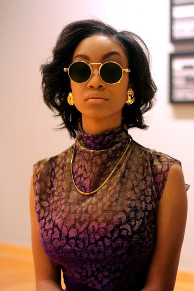 sunglasses round sunglasses shirt purple dope cool cheetah print jewels
