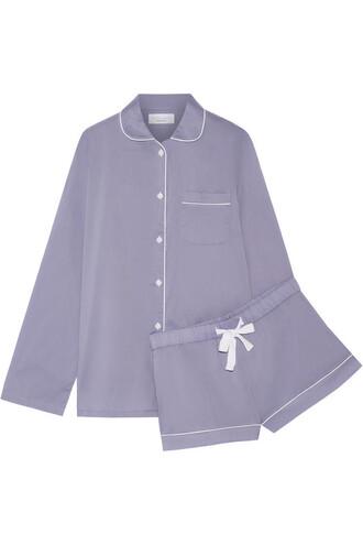 cotton lavender underwear