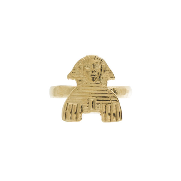 Sphinx Knuckle Ring | VidaKush