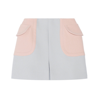 skirt wool miu miu spring outfits shorts mini skirt