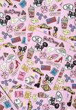 Pink Stickers - YEAHBUNNYKEYBOARD