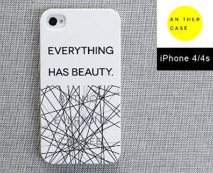 Everything has beauty.............