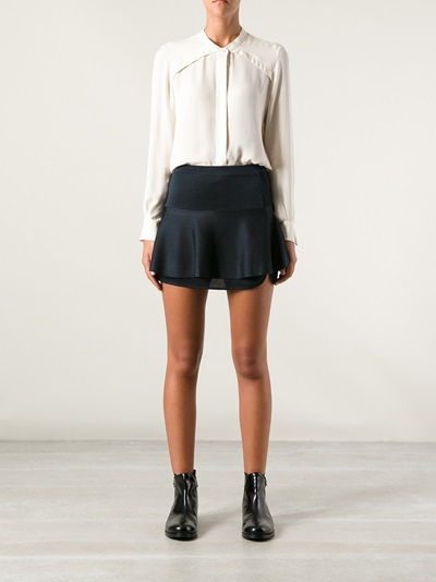 Isabel Marant 'connie' Skirt - Wendela Van Dijk - Farfetch.com