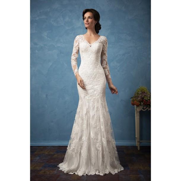 Dress Wedding Dress Amelia Shepard Fantastic Blue Sapphire And